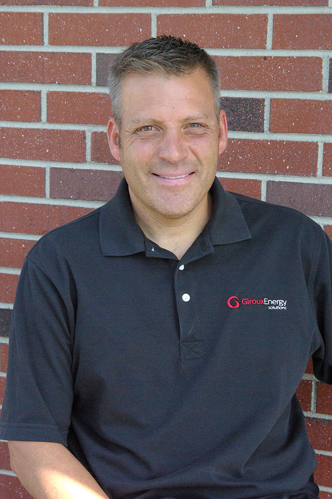 Mark Giroux, Delivery Driver at Giroux Energy Solutions