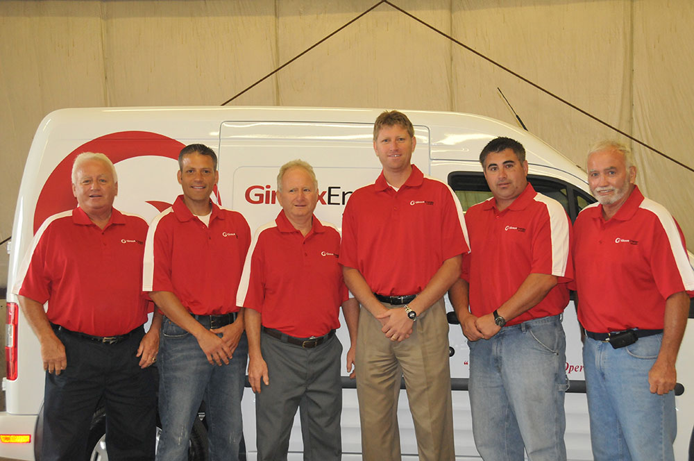 The Giroux Energy Solutions family