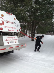 Giroux Energy Solutions delivery